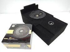 "2007 to 2014 GMC Yukon 10"" Sub Box subwoofer Enclosure Console 2009 2010 2011"