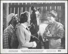 Horse Racing Bing Crosby LOT 6 Original 1950 Promo Photos Riding High Capra