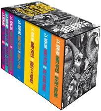 Harry Potter Complete Paperback Boxed Set von Joanne K. Rowling (2013, Taschenbuch)
