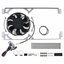 REVOTEC ELECTRIC FAN COOLING KIT NEG EARTH TRIUMPH HERALD RFK25