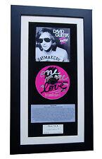 DAVID GUETTA One More Love CLASSIC CD Album TOP QUALITY FRAMED+FAST GLOBAL SHIP