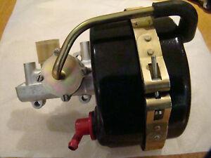 EXCHANGE SERVICE ..Brake servo Girling MK2B 5.5'' Ford Lotus Cortina Triumph etc