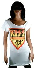 AMPLIFIED Official KISS ARMY Rock Star Designer Tunika Cool ViP Club T-Shirt g.M