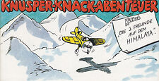 KNUSPER-KNACK-ABENTEUER Die 2 Freunde auf dem Himalaya Piccolo Werbecomic