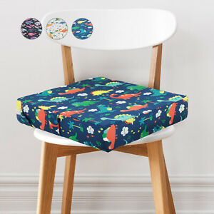 Children Highchair Pad Baby 8cm Booster Seat Cushion Kids Home Dining Chair UK