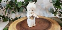 Precious Moments Oh Holy Night ©1989 Samuel J. Butcher Enesco PN 522546