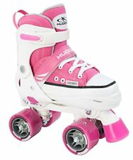 Hudora scooter Skate Rose Réglable Taille 36-39 (22035)