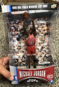 Michael Jordan 1998 Pro Shots NBA Finals Winning Last Shot. Upper Deck Unopened