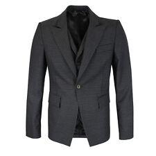 Vivienne Westwood - Grey Striped Waistcoat Jacket - Size 50(UK 40) - RRP £860