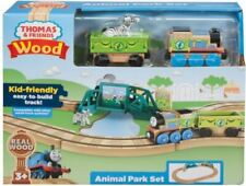 Fisher Price Thomas & Friends Wooden Railway Animal Park Set