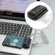 1*IDE SATA to USB2.0 Adapter Converter Cable for 2.5 3.5 Inch Hard Drive HD Hot