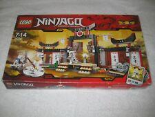 LEGO NINJAGO SET 2504 SPINJITZU DOJO - Used Immaculate Condition