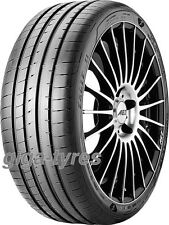 2x SUMMER TYRE Goodyear Eagle F1 Asymmetric 3 225/40 R18 92Y XL með MFS BSW