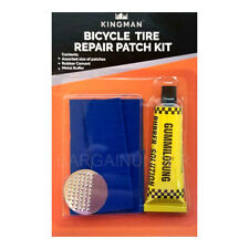 1X BIKE Flat Tire Puncture REPAIR KIT ATV Bicycle Inner Interior Tube Patch