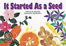 It Started as a Seed (Learn to Read Science Series