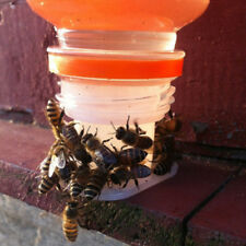 3pcs Plastic Bee Water Feeder Drinking Fountain Equipment Beekeeping Tools