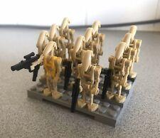 LEGO Star Wars Battle Droids x10 + Commander BATTLE PACK