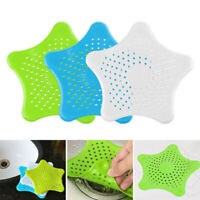 Bathroom Drain Hair Catcher Bath Stopper Plug Sink Strainer Shower Covers