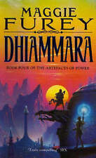 Dhiammara (Artefacts of Power S.), By Furey, Maggie,in Used but Acceptable condi