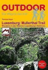 Luxemburg: Mullerthal Trail von Thorsten Hoyer (2016, Taschenbuch)