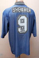 NEWCASTLE UNITED ENGLAND 1997/1998 AWAY FOOTBALL SHIRT JERSEY ADIDAS SHEARER #9