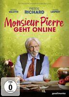 MONSIEUR PIERRE GEHT ONLINE - RICHARD,PIERRE   DVD NEW
