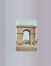 carte postale ancienne - La porte Guillaume Dijon - place Darcy