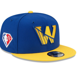 Golden State Warriors New Era 2021 NBA Draft On-Stage 9FIFTY Snapback Adjustable