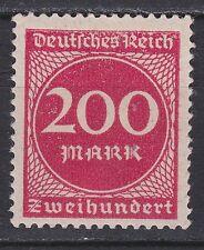 DEUTSCHES REICH  JAAR 1923 NR. 269 ** (L13)