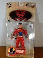 DC DIRECT SUPERMAN BATMAN PUBLIC ENEMIES : SUPERMAN AS SHAZAM TOYFARE EXCLUSIVE