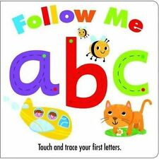 follow me123 by Holly Brook-Piper (Board book, 2014)