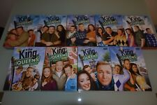 King of Queens Staffeln 1, 2, 3, 4, 5, 6, 7, 8 und 9 DVD deutsch (Format 4:3)