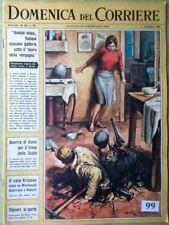 La Domenica del Corriere 1 Novembre 1964 Muro Berlino Kruscev Paolo VI Metro Lem