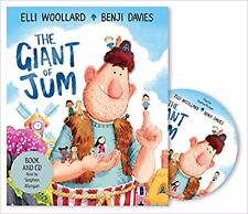 The Giant of Jum by Elli Woollard, Book and CD
