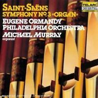 Michael Murray - Saint-Saëns - Organ Symphony No. 3 (NEW CD)