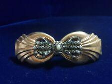 Fermaglio Art Decò Argento 925 e Perle-Art Deco Clip 925 Silver and Pearls