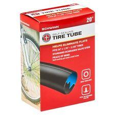 """SCHWINN SELF SEALING TIRE TUBE FITS 20"""" X 1.75"""" - 2.125 Tires Sw78082-12NEW"""