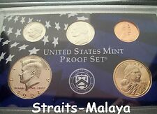 USA MINT COIN PROOF SET YEAR 2002