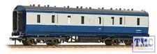 34-332 Bachmann OO Gauge 50ft Ex-LMS Full Brake Coach BR Blue & Grey