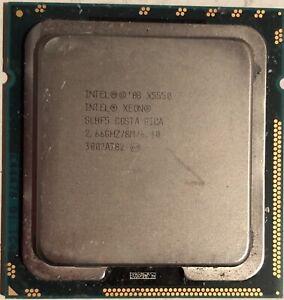Intel Xeon X5550 SLBF5 2.66GHz 8MB Cache LGA 1366 CPU Processor