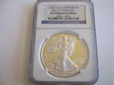2011-W , American Eagle , 25th Anniversary , NGC , PF 70 Ultra Cameo
