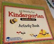 All Ready for Kindergarten: Readiness Kit - Replacement Pieces: Activity Book
