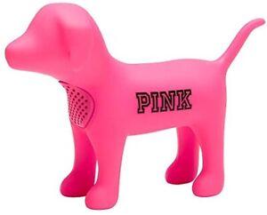 Victorias Secret PINK Mini Dog Wireless Bluetooth Speaker New Limited Edition