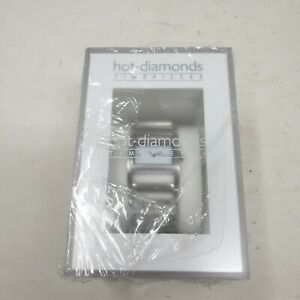 Hot Diamonds Timepieces T031 Stainless Steel Ladies Womens Wrist Watch New