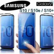 Pellicola VETRO Temperato ULTRASUONI 3D per Samsung Galaxy S10 /S10e /S10+ PLUS