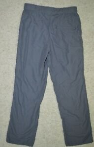 Patagonia Guidewater II Pants Nylon Pants Men's Size Small Gray Style 82101