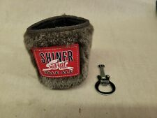SHINER WILD HARE PALE ALE CAN KOOZIE & BOTTLE OPENER