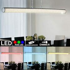 LED Pendel Leuchte Decken Schlaf Ess Zimmer Lampe RGB Fernbedienung Käfig DIMMER