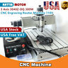 【US】3 Axis CNC LPT 3040Z-DQ 300W DC Spindle Milling Drilling Router Machine 110V