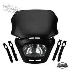 Dual Sport 12V Head Light Lamp Bulb Headlight Fairing For XR WR RMZ DR DRZ KLX